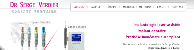 IMPLANT DENTAIRE TARBES
